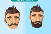 زيت نمو اللحية beard growth من أرجان