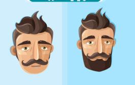 زيت نمو اللحية beard growth من أرجان