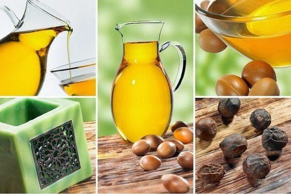 فوائد واستخدامات زيت الاركان المغربي الأصلي للبشرة