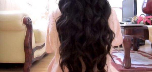 اسرع طريقة لتطويل الشعر