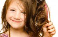 افضل زيت لتنعيم شعر الاطفال