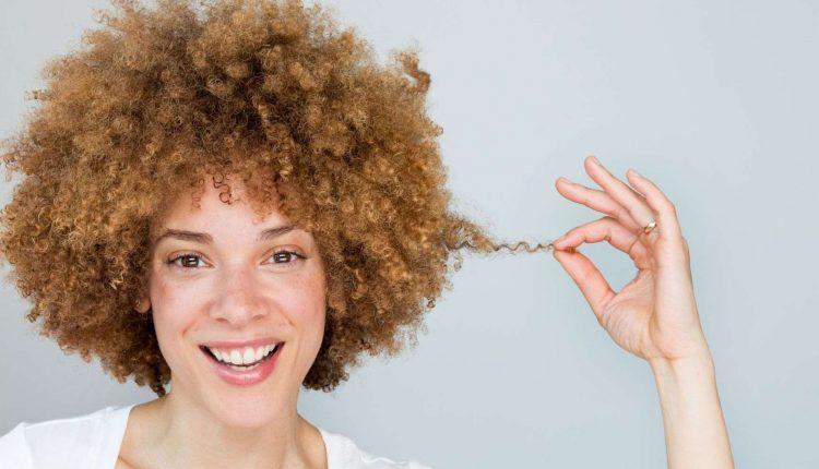 فرد الشعر طبيعي